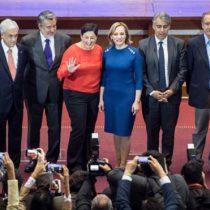 Quiénes son los ocho candidatos que buscan suceder a Bachelet, según análisis de BBC