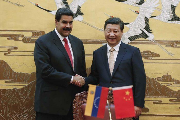 Fuerte espaldarazo de China a Venezuela: tiene