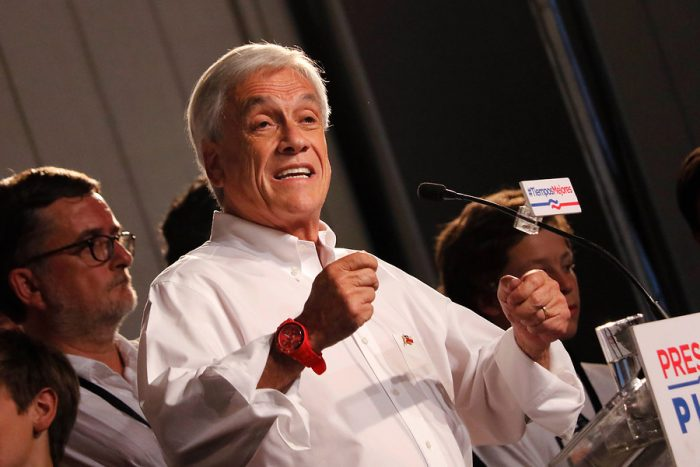 Ximena Ossandón y José Antonio Kast figuran entre los apoderados de Piñera para la segunda vuelta