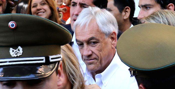 Acciones de Piñera a la baja: triunfalismo cede paso a la incertidumbre en Chile Vamos