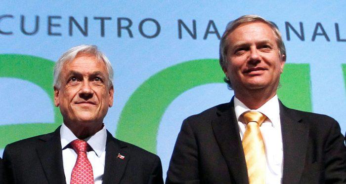 Piñera se estanca en el 36% y Kast se apodera del cuarto lugar con el 53% de las mesas escrutadas
