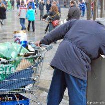 El 20 por ciento de alemanes está en riesgo de pobreza o exclusión social