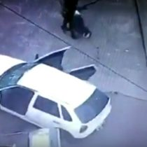 [VIDEO] Policías brasileños montan falso tiroteo pero los delata cámara de seguridad