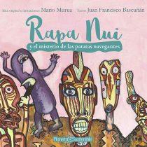 Libro sobre cosmovisión de Rapa Nui es ilustrado por reconocido artista Mario Murua