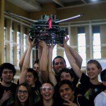 Torneo de Robótica VEX en Planetario USACH