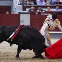 [VIDEO] La brutal cornada directo en la entrepierna que sufrió un torero mexicano