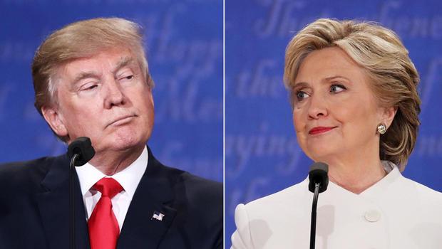 Hillay Clinton y Donald Trump se enfrentan nuevamente por presuntos abusos sexuales