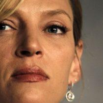 """""""Me alegro que sea despacio, no mereces una bala"""": el mensaje de rabia de la actriz Uma Thurman contra Harvey Weinstein"""