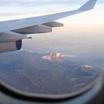 [VIDEO] Realmente low cost: marco de una ventana de avión venía suelto en Concepción