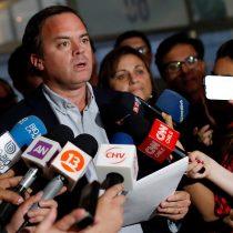 DC anuncia apoyo a Alejandro Guillier sin condiciones