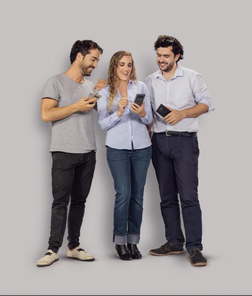 Tres emprendedores chilenos cuentan cómo lograron diferenciarse y alcanzar el éxito con sus proyectos