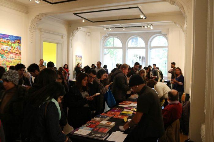 Venta de libros sin IVA en Fundación Cultural de Providencia