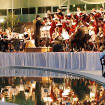 Andrés Bello, ofrecerá tres conciertos de navidad gratuitos en Santiago