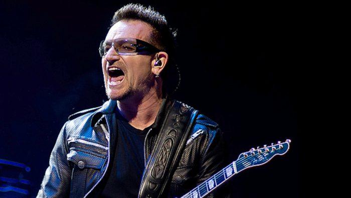 """Bono asegura que la música actual se ha vuelto """"muy femenina"""""""