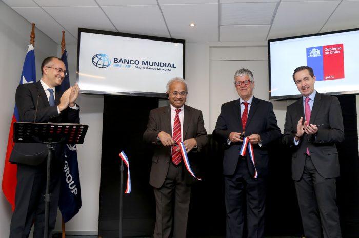 Banco Mundial pone fichas en Chile y aterriza en Sanhattan