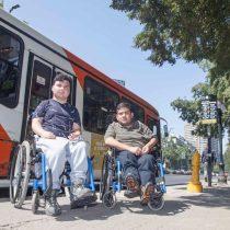 A un 30% suben tiempos de viaje de las personas con discapacidad en el transporte público