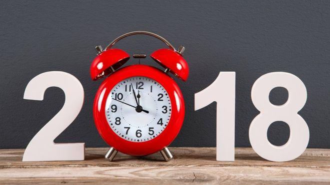 Cambia nuevamente el año, pero ¿qué es realmente el tiempo? ¿Es cierto que solo existe el presente efímero?