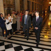 Vicepresidente del Banco Central, Sebastián Claro, finalizó su periodo como consejero en le emisor
