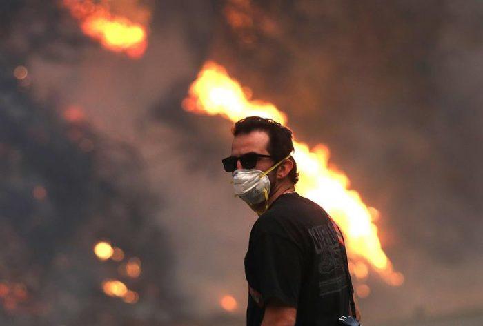 EE.UU.: Trump declara el estado de emergencia en California debido a los incendios