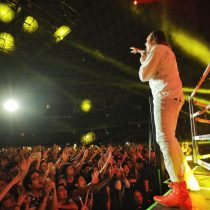 Arcade Fire llenó el Movistar Arena con su energía contagiosa