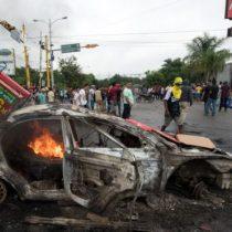 El gobierno de Honduras decreta el toque de queda para frenar la violencia desatada por un supuesto fraude electoral