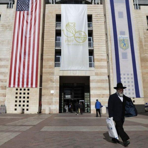 Israel: cómo Jerusalén pasó de ser la sede de 16 embajadas a no tener ninguna