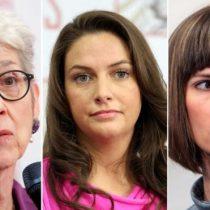 Las tres mujeres que exigen que el Congreso de E.E.U.U investigue al presidente Donald Trump por acoso sexual