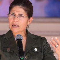 Mueren en un accidente de helicóptero la hermana del presidente de Honduras y exministra, Hilda Hernández, y otras cinco personas