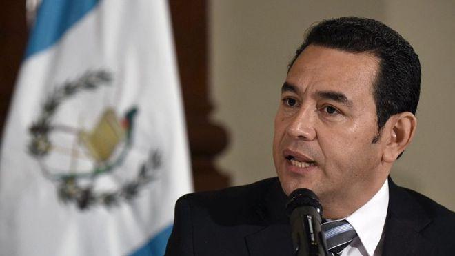 Guatemala anuncia que trasladará a Jerusalén su embajada en Israel