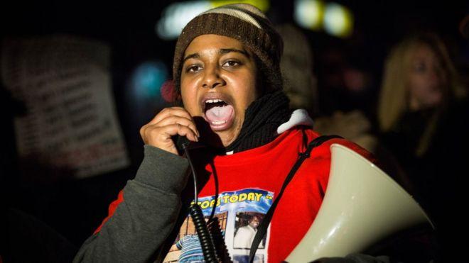 La trágica muerte de la joven que le gritó a Estados Unidos que «las vidas de los negros importan»