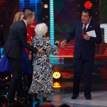 [VIDEO] La mujer de 83 años que sorprendió a todos con espectacular baile de salsa en la Teletón