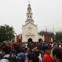 [FOTOS] La cara buena: un millón de peregrinos repletan el Santuario de Lo Vásquez
