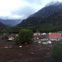 Cambio climático: desprendimiento de glaciar que provocó aluvión en Chaitén deja siete personas fallecidas y 18 desaparecidos