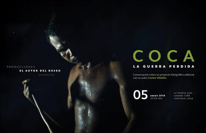 Fotógrafo chileno descubre los secretos de la cocaína y el narcotráfico en Latinoamérica