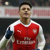 DT del Arsenal no teme que Alexis Sánchez vaya a dejar el club en enero