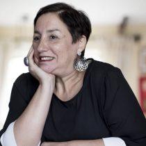 """""""Soa Beatriz"""": la ovación a la ex candidata del FA que dejó en segundo plano a Bachelet"""
