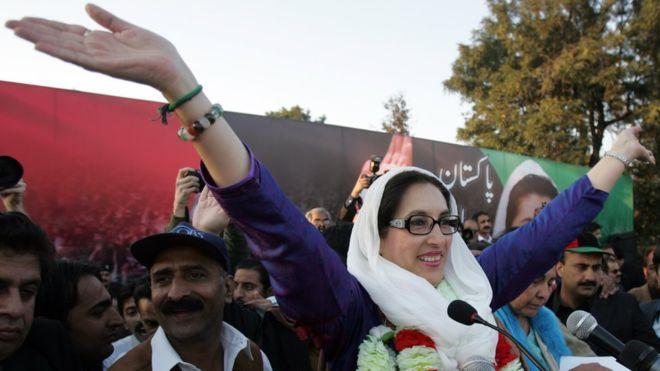 Cómo se encubrió el asesinato hace 10 años de Benazir Bhutto, la primera mujer en gobernar un país musulmán