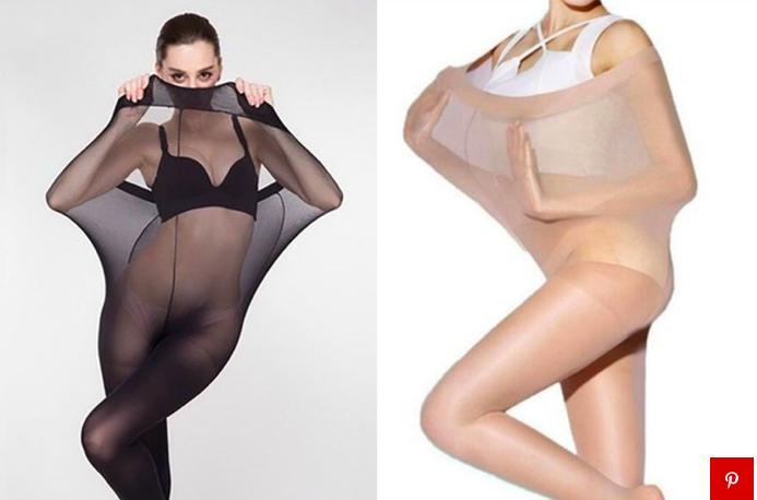 Indignación: Usan modelos delgadas para vender productos de talla grande