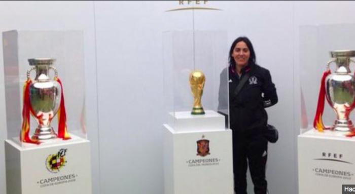 Histórico: por primera vez una mujer entrenará a un equipo profesional masculino de fútbol en Chile