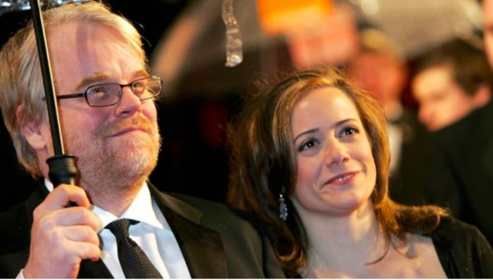 Cómo es estar casada con un adicto: el desgarrador relato de la viuda de Philip Seymour Hoffman