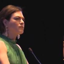 [VIDEO] Daniela Vega manda recado a Piñera: