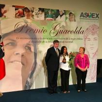 Premio Guacolda distingue a mujeres de la industria frutícola
