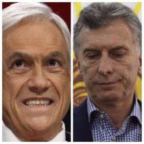 La privilegiada relación de Piñera y Macri