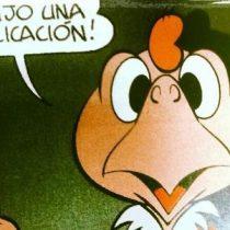 Condorito estuvo