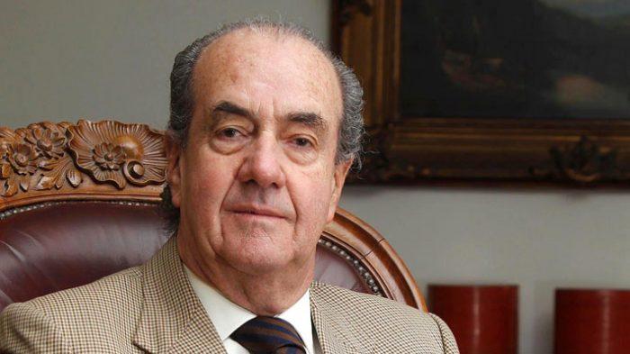Ex embajador Infante renuncia a la DC: