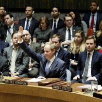 """""""Tomaremos nota de los nombres"""": la amenaza de EE.UU. a quienes voten en la ONU contra su decisión de reconocer Jerusalén como capital de Israel"""