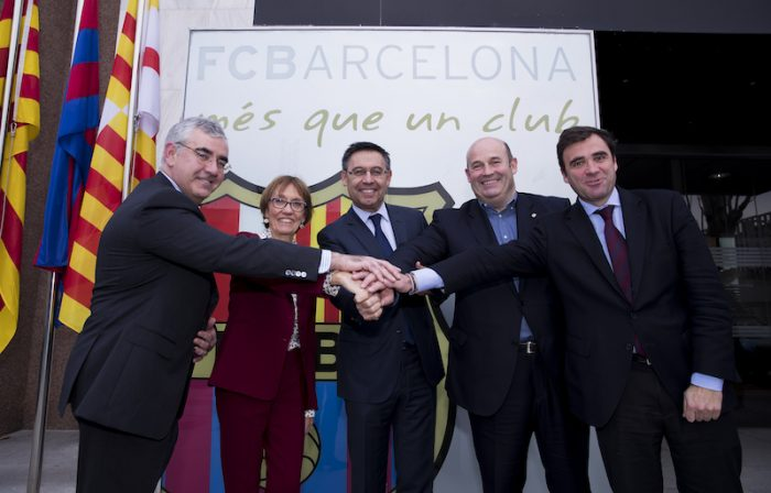 ¿Un MBA de FC Barcelona de la mano de Messi y Piqué?