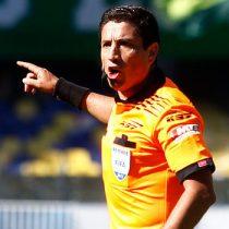 Arbitro chileno puede perder categoría FIFA tras error