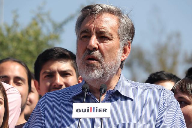 Guillier por acusación de Piñera: