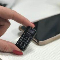 [VIDEO] El Zanco Tiny T1 es el teléfono más pequeño del mundo, pero ¿es eso algo bueno?